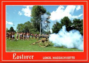 Massachusetts Lenox Eastover Old Weapons Demonstration