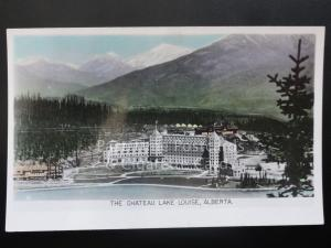 Canada: Chateau Lake Louise, Alberta c1940's RP by Gowen Sutton Co