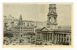 Post Office, Durban,South Africa, 1910-30s