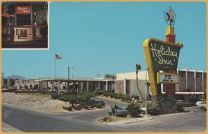 El Paso, Texas-Holiday Inn, Airport 1970's