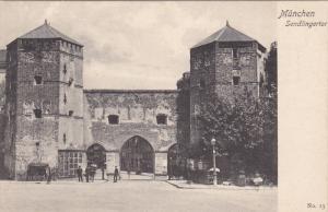 Sendlingertor, MUNCHEN (Bavaria), Germany, 1900-1910s
