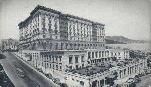 USA - The Fairmont Hotel Atop Nob Hill San Francisco - California 04.12
