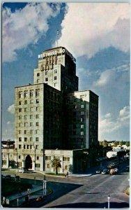 Phoenix, Arizona Postcard WESTWARD HO HOTEL North Central Avenue c1950s Chrome