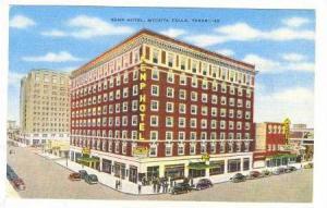 Kemp Hotel, Wichita Falls, Texas, PU-1950