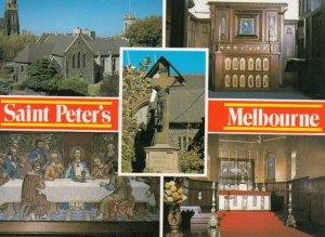 MELBOURNE , Australia , 1989 ; Saint Peter's