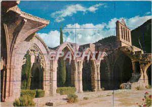 Postcard Modern Cyprus Abbey Bellabais 13 th Centuary