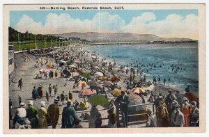 Redondo Beach, Calif., Bathing Beach