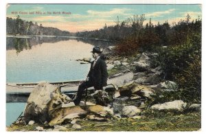 With Canoe and Rifle in the North Woods