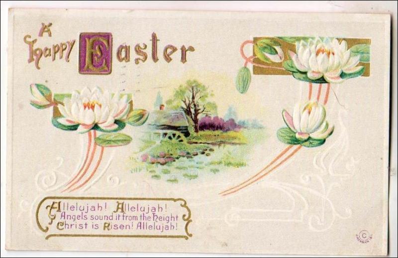 A Happy Easter, Allelujah !