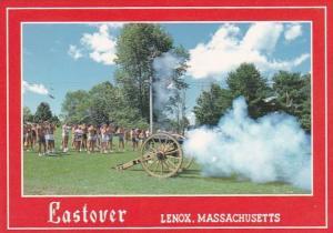 Massachusetts Lennox Old Weapons Demonstration At Lenox