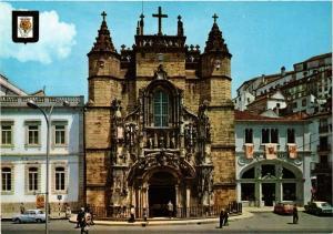 CPM Coimbra-Holy Cross Church PORTUGAL (750622)