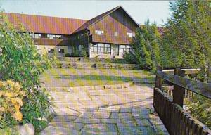 Blackwater Lodge Blackwater Falls State Park Davis West Virginia 1962