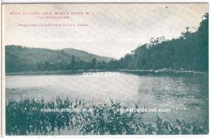 13th Lake, North River NY