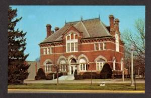 DE View of the Old City Hall DOVER DELAWARE Postcard PC