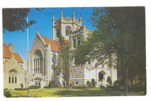 Exterior, First Presbyterian Church, Wichita, Kansas, 40-60s