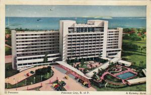 EL PANAMA Hotel , Panama city , 30-40s