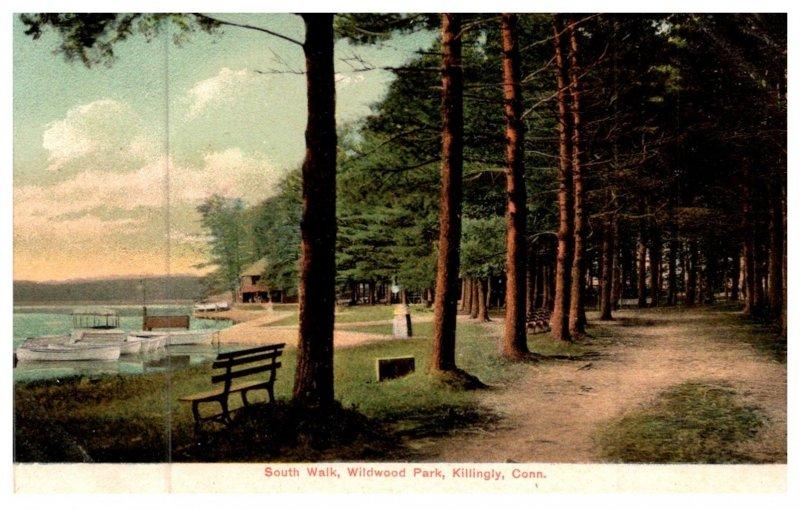Connecticut Killingly , South Walk , Wildwood Park