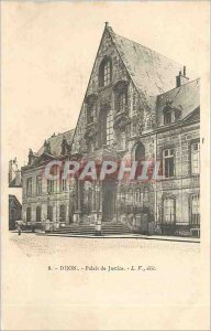 Postcard Dijon Old Courthouse