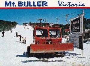 Mt Mount Buller Victoria Australia Folder View Postcard Set