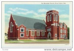ME Church, Grand Island, Nebraska, 1910-30s