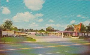 Georgia Valdosta Holiday Terrace Motel