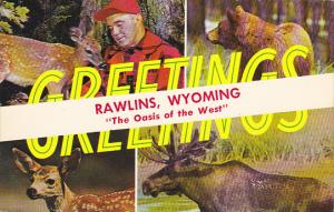 Greetings From Rawlins Wyoming 1967