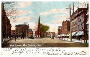 Connecticut  New Britain ,  Main Street