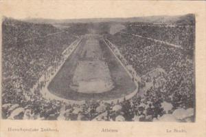 Greece Atehns Le Stade Olympic Stadium