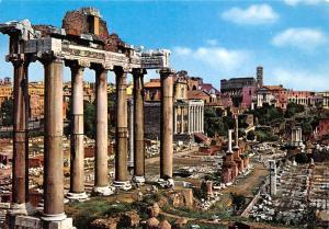 Italy Roma Foro Romano Romain Forum Romisches Forum