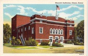 Memorial Auditorium Ottawa Kansas