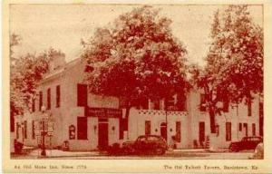 Old Talbott Tavern & Hotel, Bardstown Kentucky '00-10s