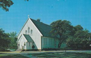 Chapel of The Centurion,  Fort Monroe,  Virginia,   40-60s