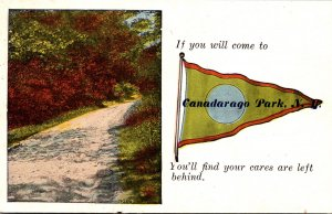New York Canadarago Park Pennant Series