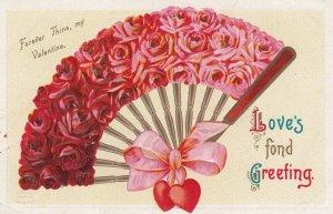 VALENTINE'S DAY , Flower Fan , 00-10s
