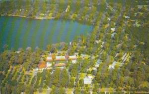 Aerial View Alabama Hotel Winter Park Florida