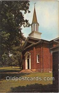 Harrodsburg, KY, USA Lincoln Marriage Temple, Old Fort Harrod State Park