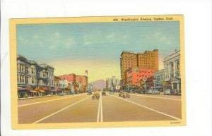 Washington Avenue, Ogden, Utah, 30-40s