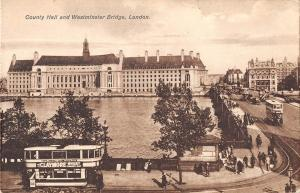 uk12181 conutry hall at westminster bridge london claymore whiskey tramway