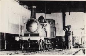 LB & SC Railway No 603 Train Vintage Photo