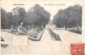 France Versailles Le Parterre du Nord Statues Promenade