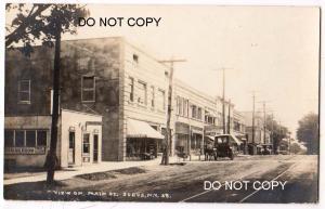 RPPC, Main St. Sodus NY ( Trolley )