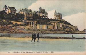 DINARD, Ille Et Vilaine, France, 1900-1910's; La Malouine Et La Pointe Du Grouin