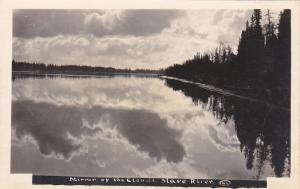 RP: Mirror of the Clouds , Slave River , N.W.T. , Canada , 10-20s