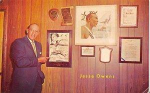Jesse Owens World's Fastest Human Track and Field Unused