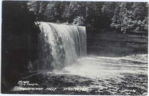 RP Tahquamenom Falls Newberry Michigan MI