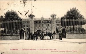 CPA   Verdun - Caserne Miribel - Vue prise d'en Fack  (432664)