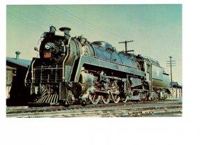 Canadian National Railway  Train, Fort Rouge, Winnipeg, Manitoba