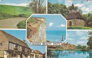 England Sussex Beauty Spots Multi View