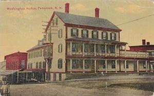 Washington House, Penacook, New Hampshire, PU-1915