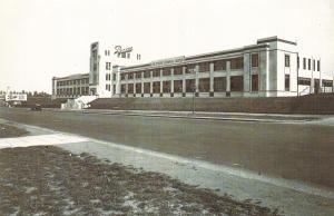 Nostalgia Postcard 1930 Offices & Works Pyrene Company, London #N195